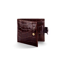 Leather Coin Wallets. Mens Leather Wallets from Aspinal of London