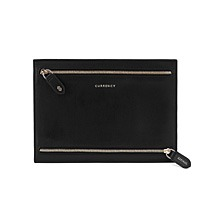 Multi Currency Pouch. Mens Leather Wallets from Aspinal of London