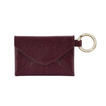 Envelope Pouch Keyring. Key Rings & Charms from Aspinal of London