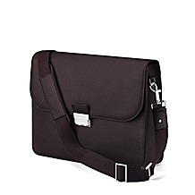 Savile Messenger Bag. Office & Business from Aspinal of London