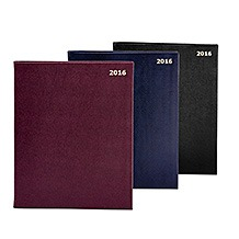 Leather Diaries. Office & Business from Aspinal of London