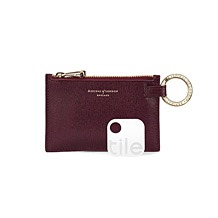 Tile Tracker Keyring Pouch. Key Rings & Charms from Aspinal of London