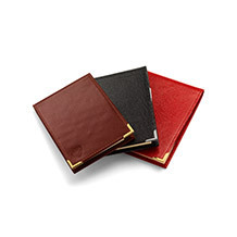 Pocket Memo Pads & Jotters. Luxury Travel Accessories from Aspinal of London