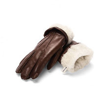 Mens Sheepskin Lined Gloves. Mens Leather Gloves from Aspinal of London