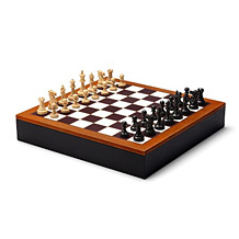 Luxury Chess Set. Luxury Games from Aspinal of London