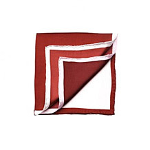 Pocket Square Silk Handkerchiefs. Clothing Accessories from Aspinal of London