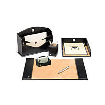 Leather Desk Accessories. Office & Business from Aspinal of London
