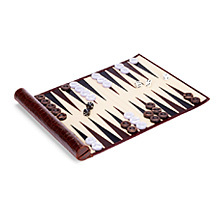 Travel Backgammon. Luxury Travel Accessories from Aspinal of London