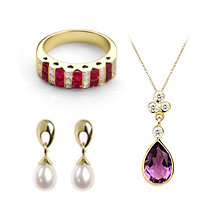 Fine Jewellery. Ladies Collection from Aspinal of London