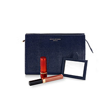 Medium Cosmetic Case. Beauty Accessories from Aspinal of London