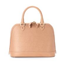 Hepburn Bag in Deer Saffiano. Handbags & Clutches from Aspinal of London