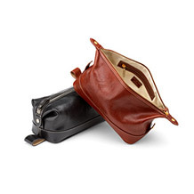 Mens Toiletry & Wash Bags. Mens Collection from Aspinal of London