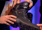 Columbia heated boot