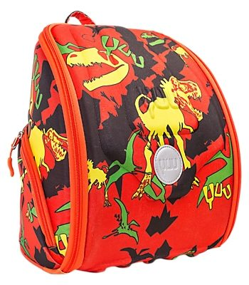 YUU YUUbag Mini Gruur Dinosaur Print Backpack