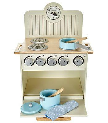 John Lewis & Partners Wooden Mini Kitchen