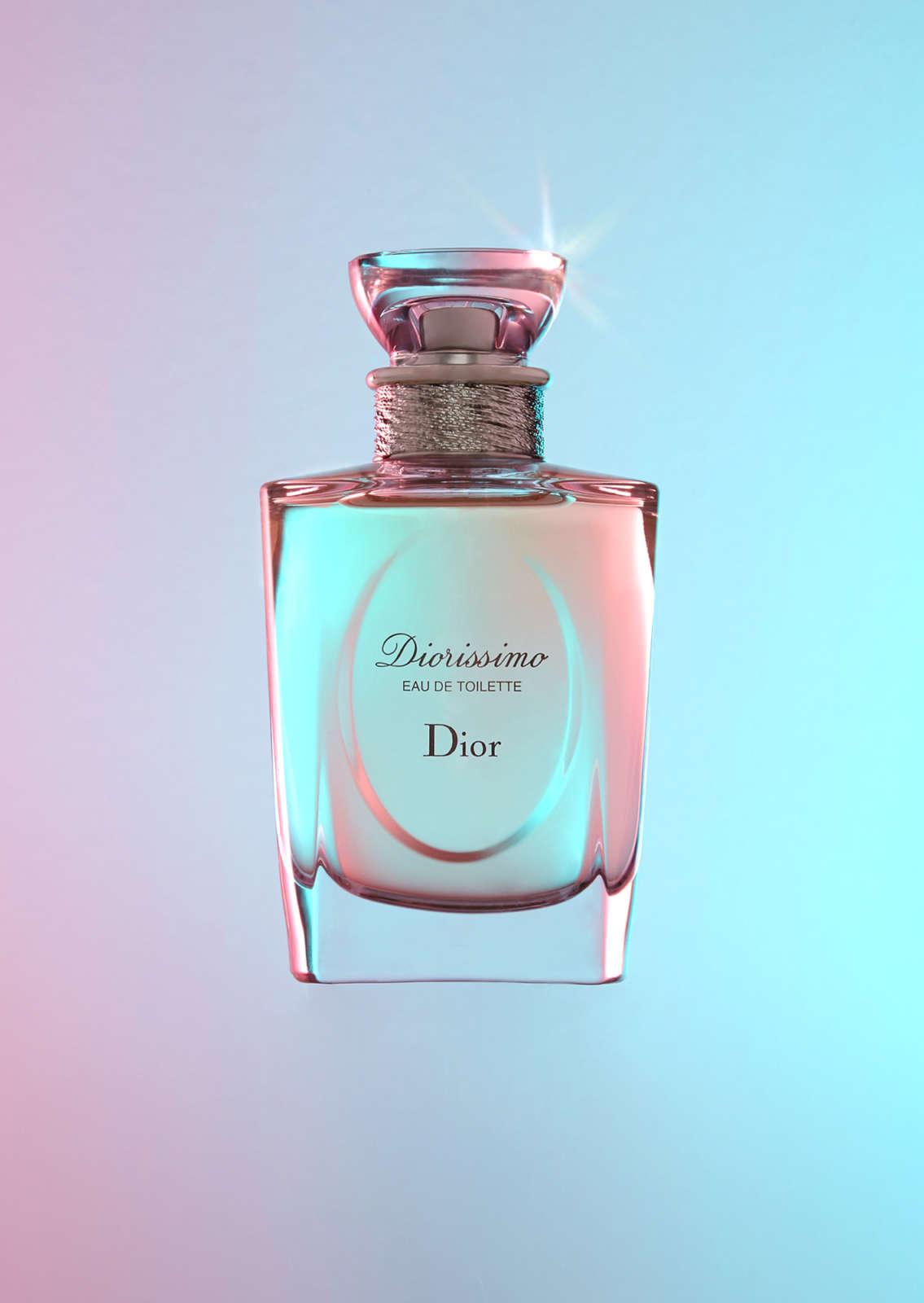 Catherine  Losing  Dior