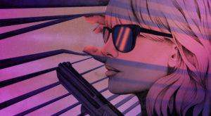 Essy May Atomic Blonde 2