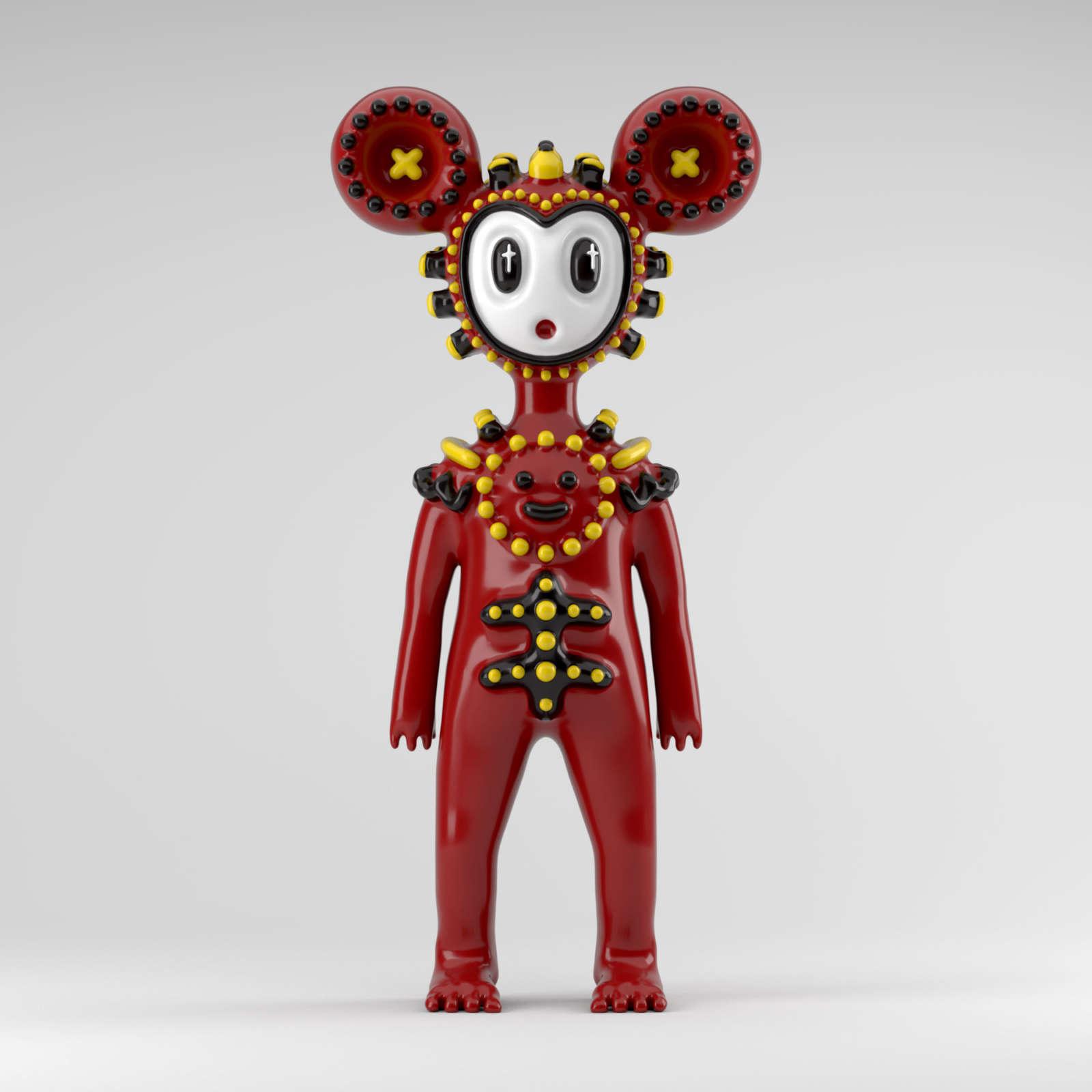 Gutless Wonder Personal Work Mickey