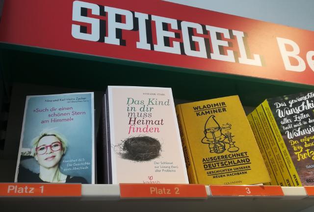 Nina Zachers Buch Spiegel Bestseller Lovelybooks
