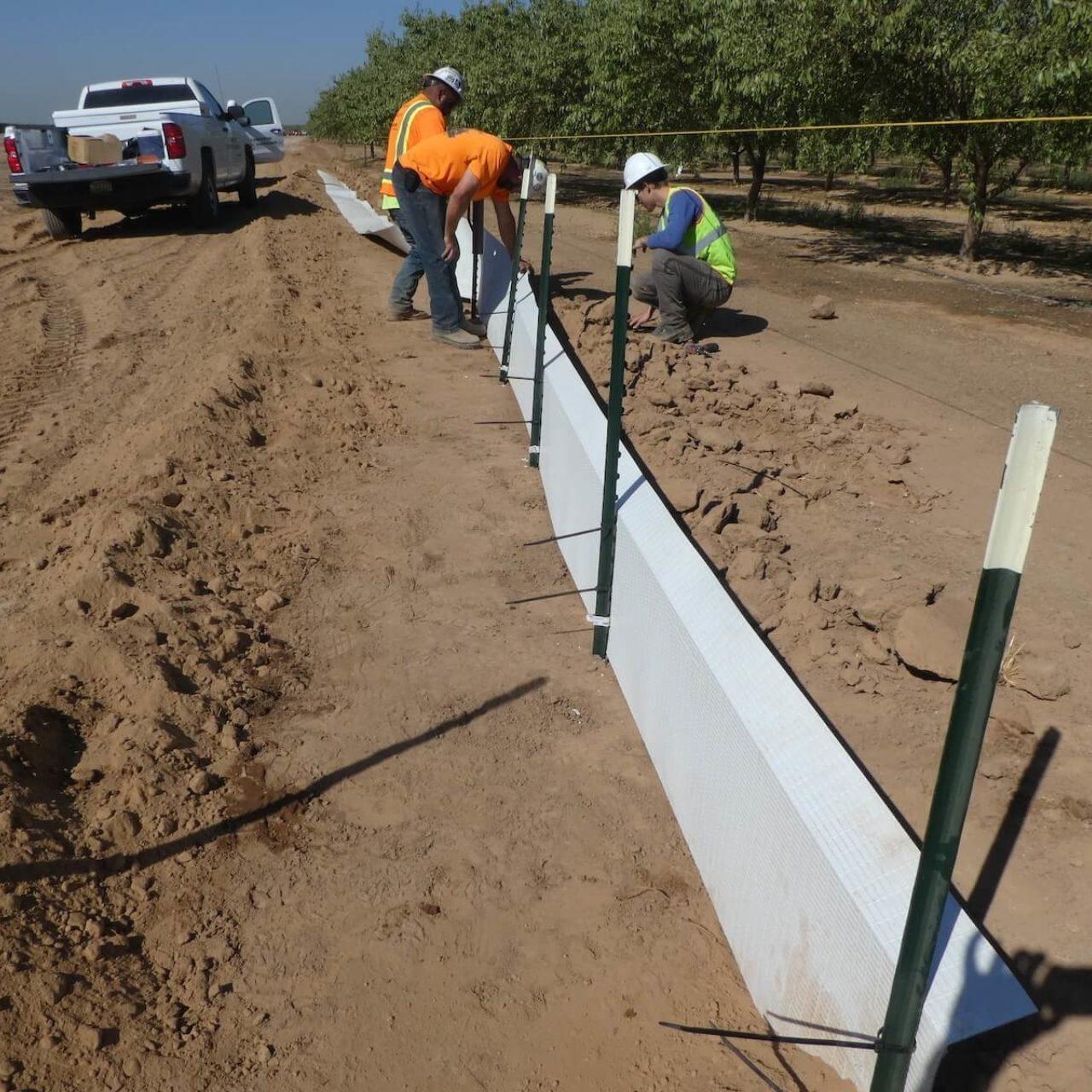 Snake Fence And Rattlesnake Prevention Fencing Installation Rattlesnake Solutions Llc