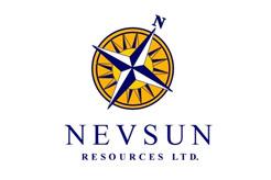 Nevsun logo