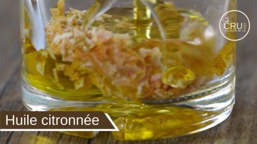 Comment réaliser son huile parfumée au citron