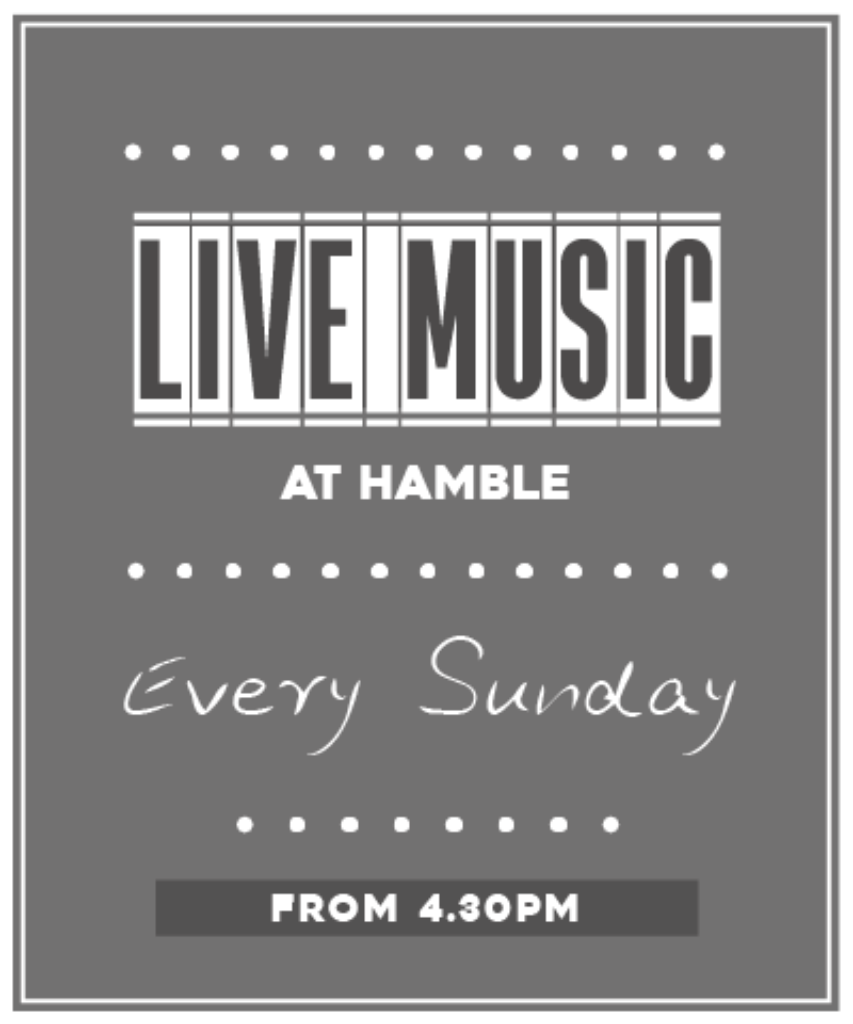Live Music Hamble Overlay