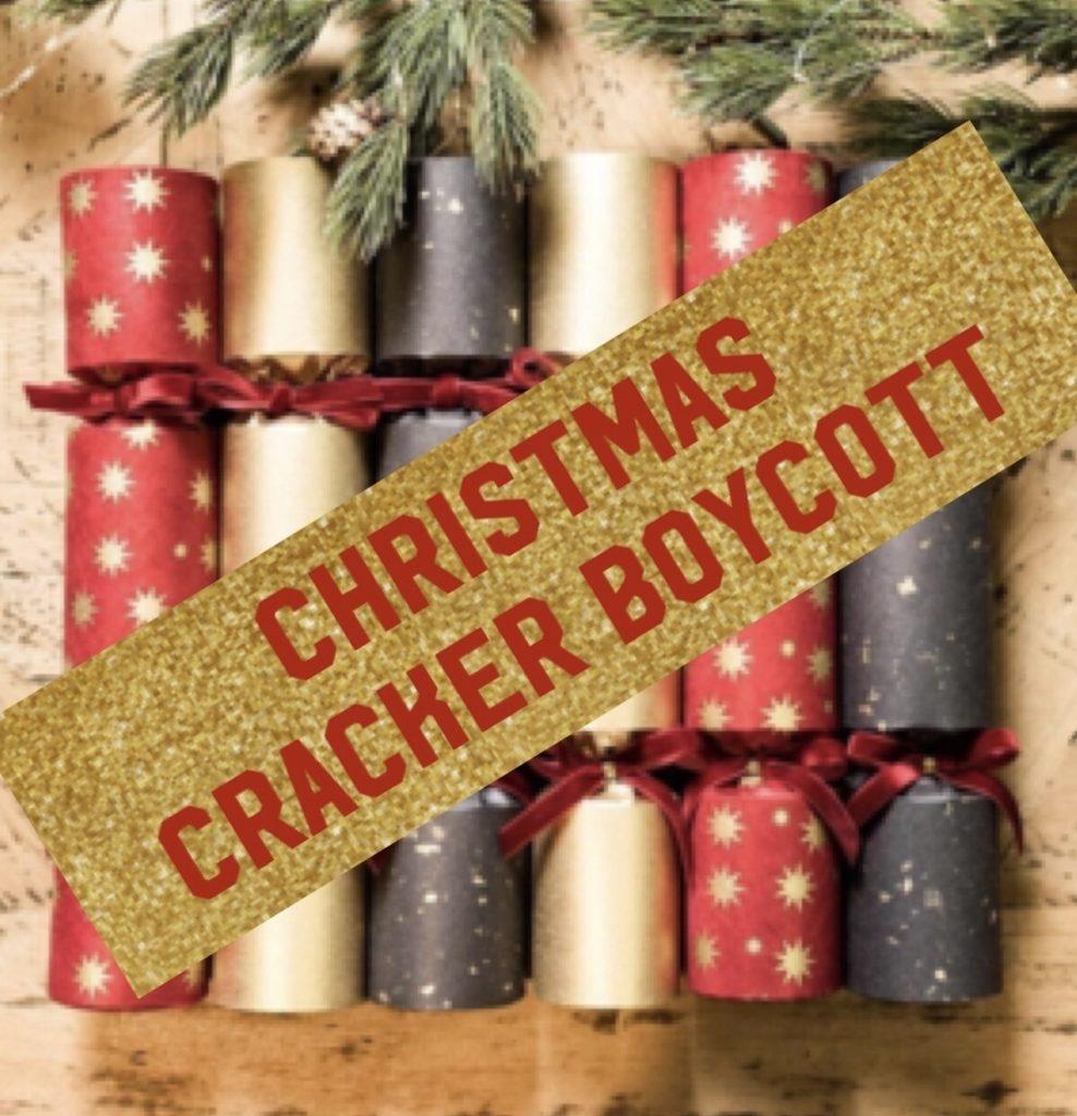 Christmas Cracker Boycott