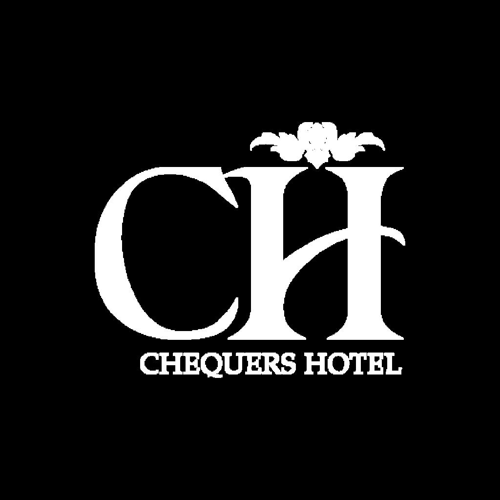 Chequers H Logo White Sqr