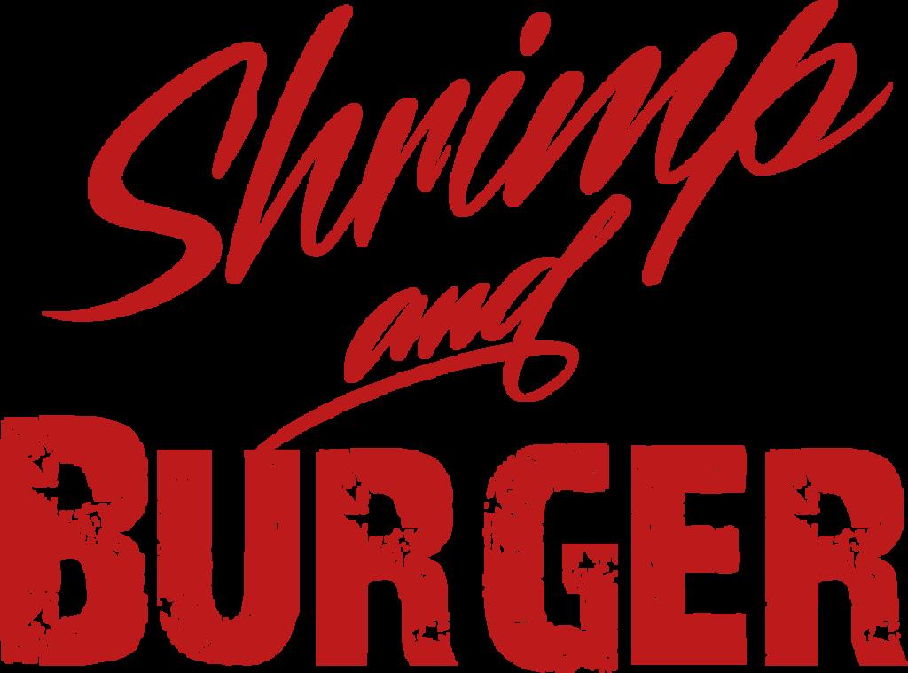 Shrimp And Burger Logo