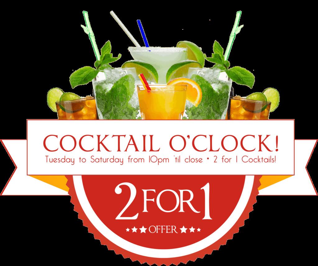 Cocktail O Clock