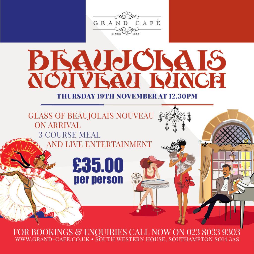 Beaujolais Day Ss