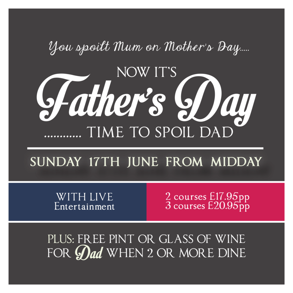 Father Day Web Overlay