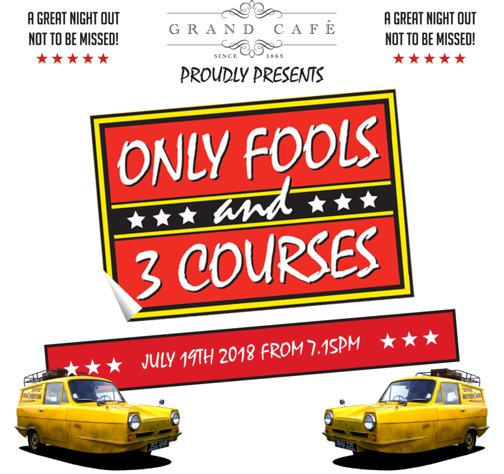 Only Fools 2018 Overlay