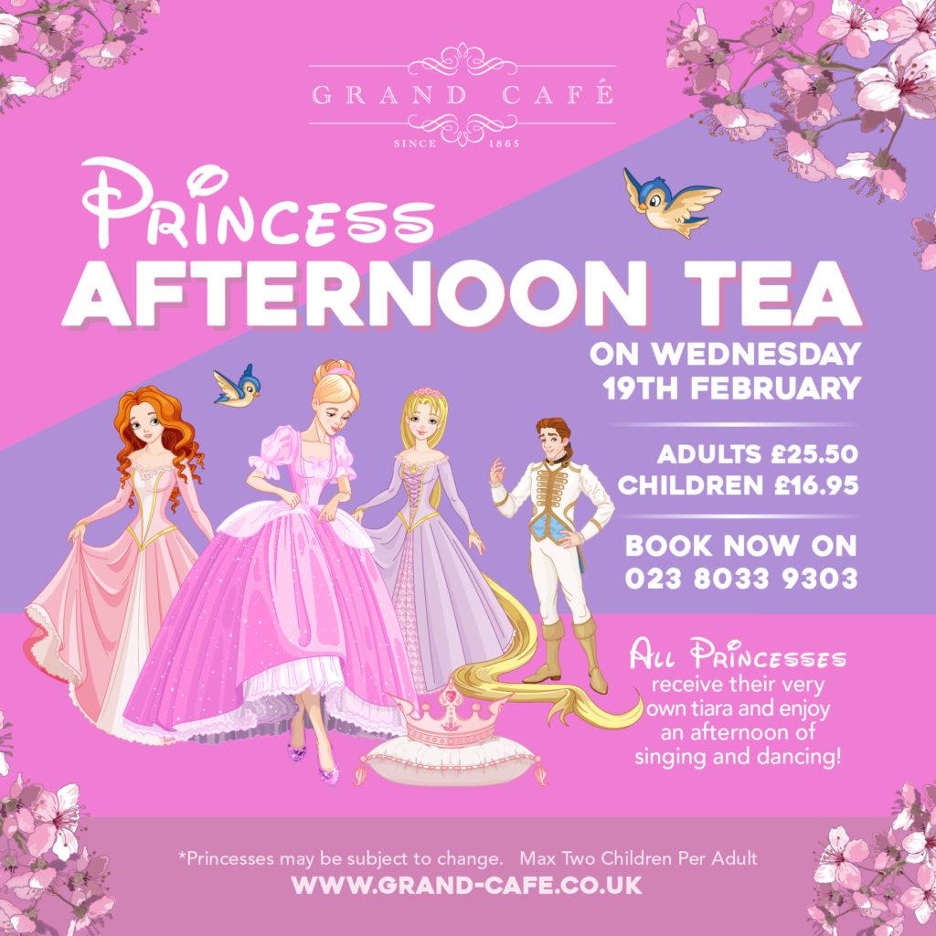 Ss Princess Tea Party 2020