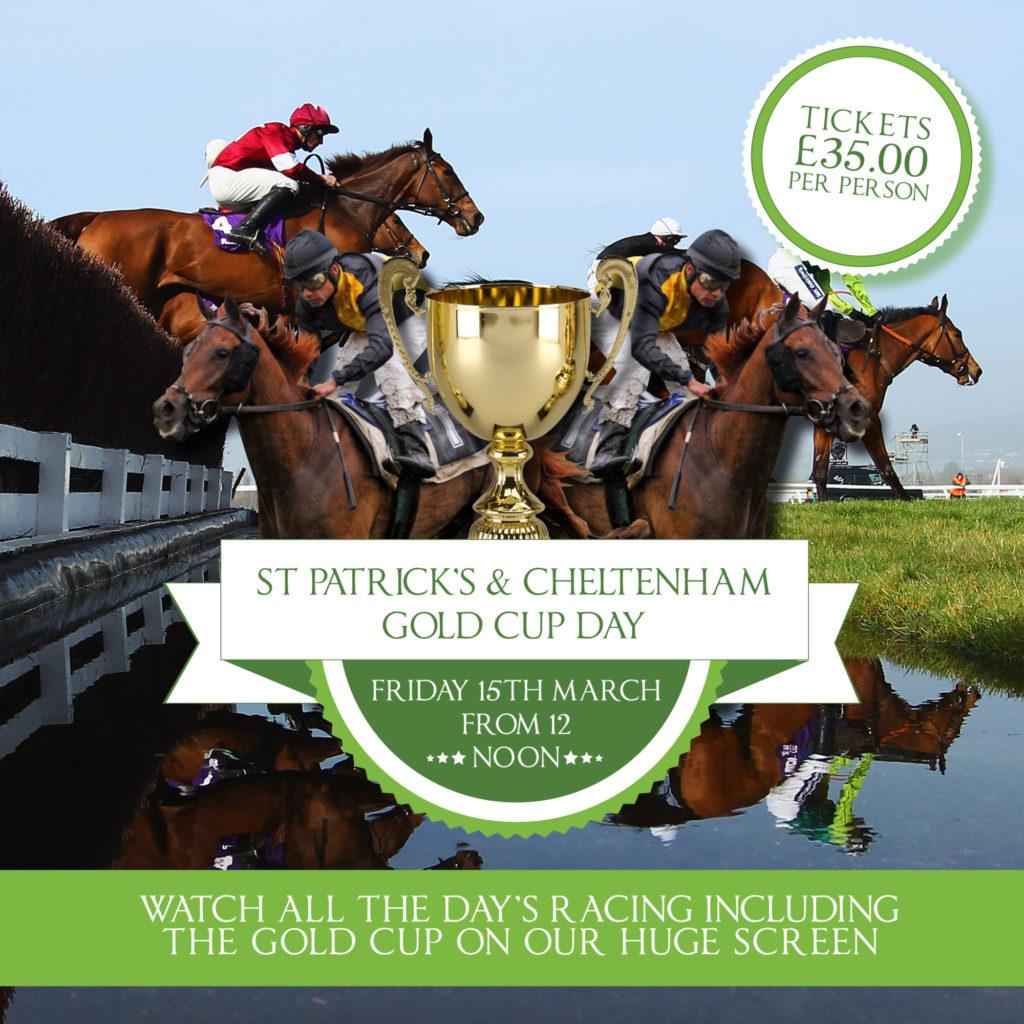 St Patricks Gold Cup Gcss