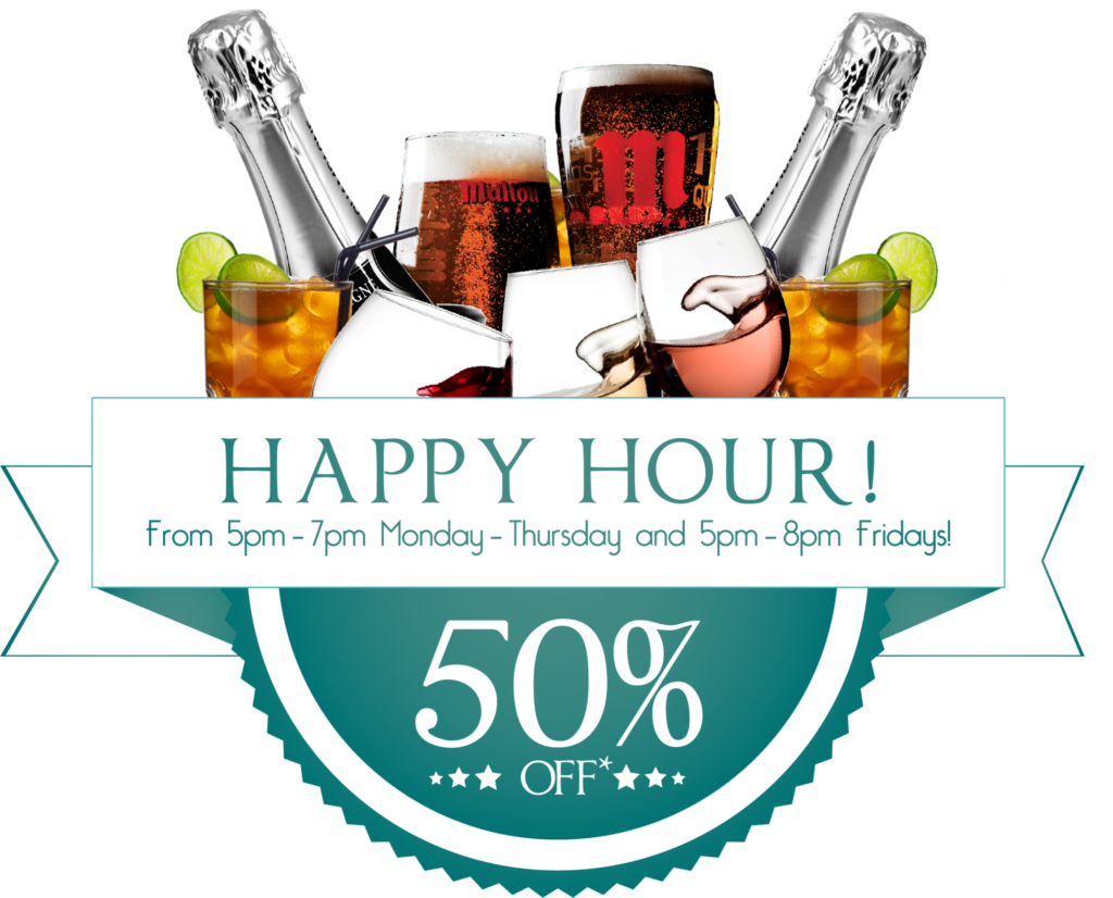 Happy Hour Web Overlay