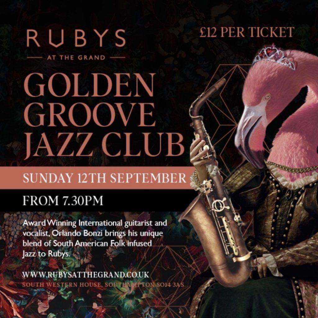Golden Groove Jazz Club