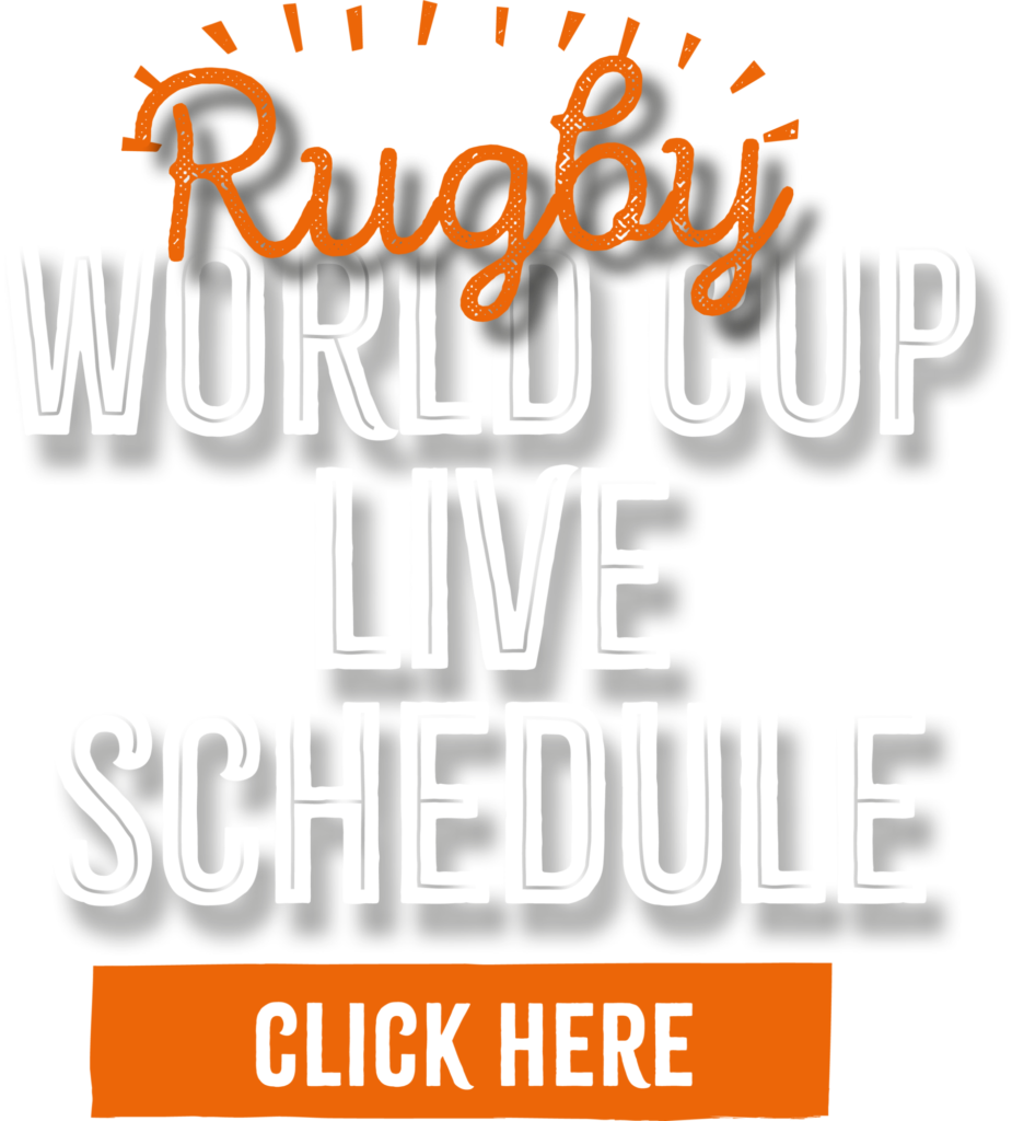Rugby World Cup Live Schedule