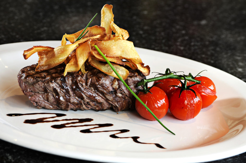 Puccinis Food Fillet Steak