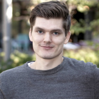 Adrian Isdahl, trainee 2018