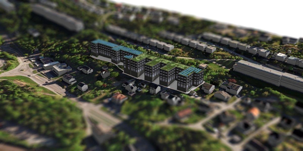 CityEngine, Unreal Studio og VR - Geodata