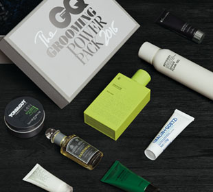 The GQ Grooming Power Pack 2016