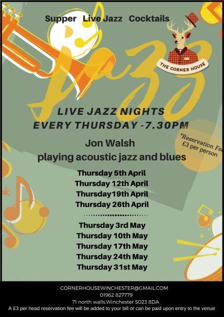 Ch Jazz April May Poster