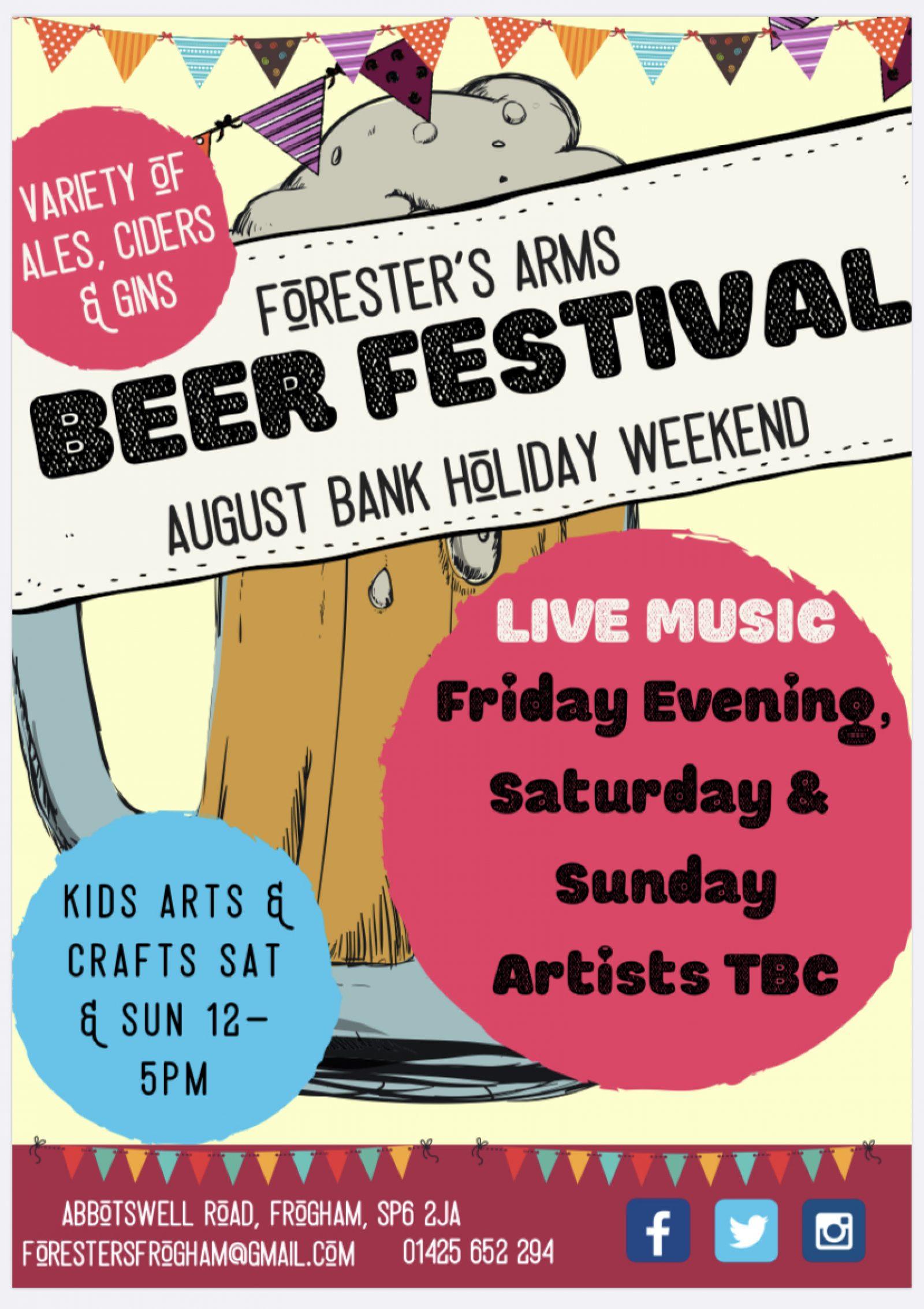 Beer Festival 2020