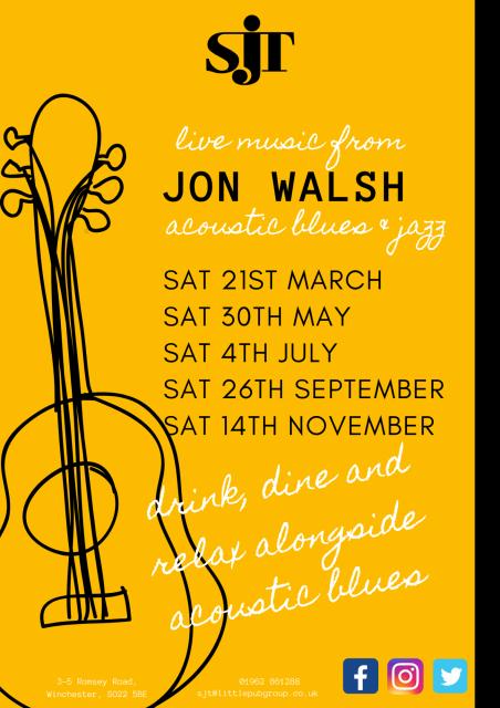 Jon Walsh