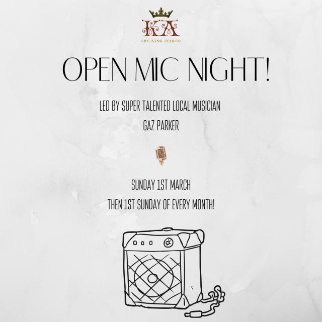 Ka Open Mic Night 2020