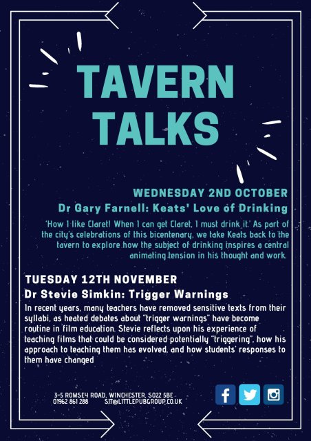 Tavern Talks Oct Nov 2019 Page 002