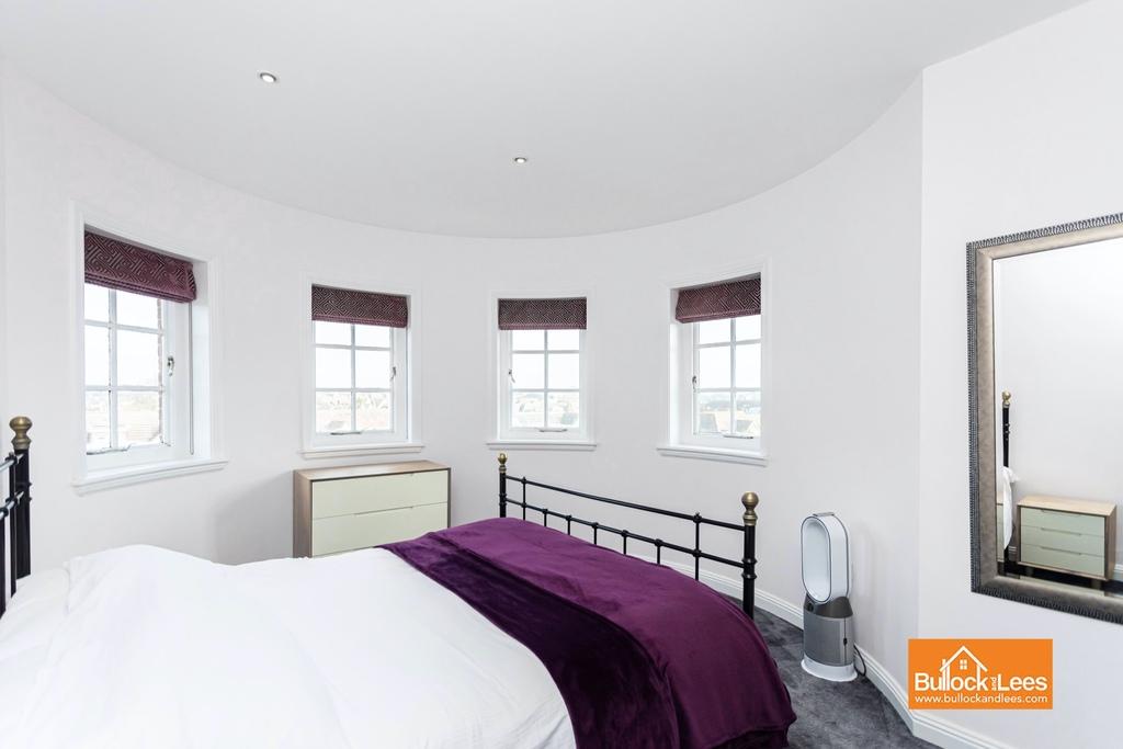 Burlington Mansions Penthouse, Owls Road, Bournemouth