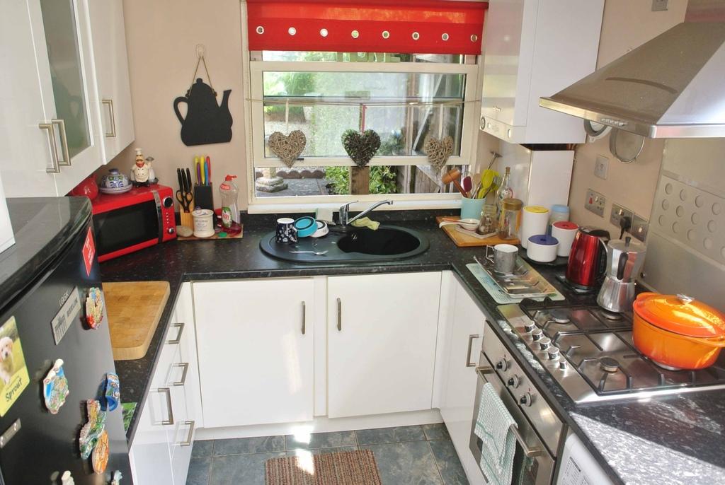 Garden flat, Bournemouth